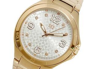 トミーヒルフィガーTOMMYHILFIGERクォーツレディース腕時計時計1781316【YDKG円高還元ブランド】【ポイント10倍】【_包装】