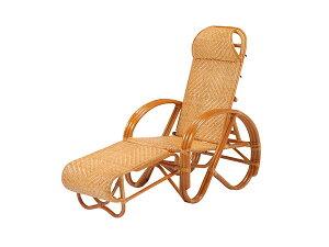 ラタンチェアRATTANCHAIR三ツ折椅子RTB-1382【】【ポイント10倍】