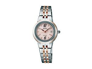 セイコーSEIKOエクセリーヌソーラー電波レディース腕時計SWCW056国内正規【送料無料】【_包装】