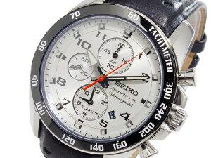 セイコーSEIKOスポーチュラクオーツメンズ腕時計SNAF35P1【送料無料】【_包装】
