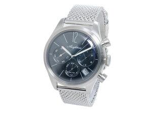 アルカフトゥーラARCAFUTURAクオーツメンズデュアルタイム腕時計時計866BK-M【_包装】