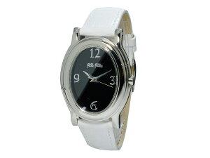 フォリフォリFOLLIFOLLIEクオーツレディース腕時計時計S1332L-SKWホワイト【_包装】