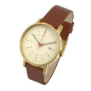 ピーオーエスPOSVOIDV03Dクオーツメンズ腕時計時計VID020040オフホワイト【_包装】