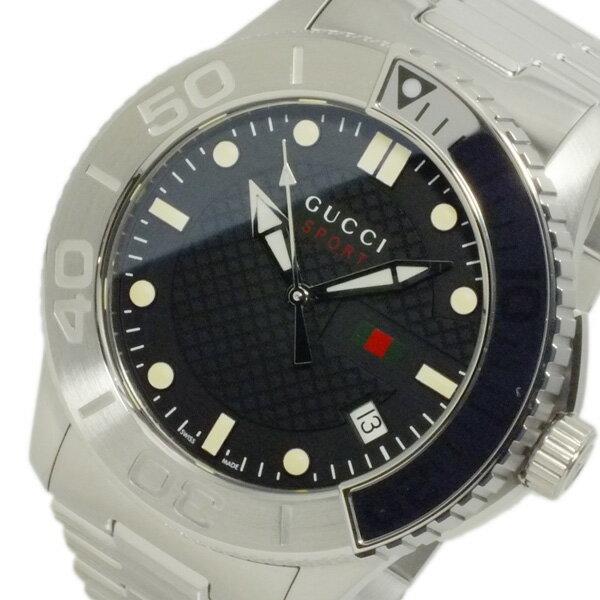グッチ GUCCI Gタイムレス クオーツ メンズ 腕時計 YA126251 【楽ギフ_包装】【S1】:リコメン堂生活館