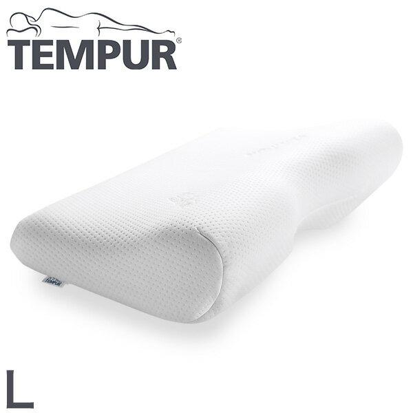 テンピュール 枕 ミレニアムネックピロー Lサイズ エルゴノミック 新タイプ 低反発枕 【正規品】 3年間保証付 まくら【送料無料】