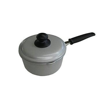 北陸アルミ アルミ製鍋 水明 ミルクパン 14cm