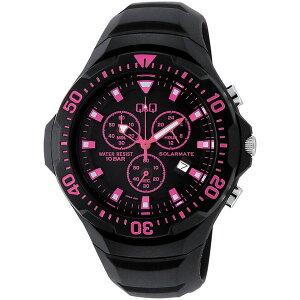 【CITIZEN】シチズンQ&Qソーラー電源メンズ腕時計H034-007SOLARMATE(ソーラーメイト)/5点入り(き)【RCP】