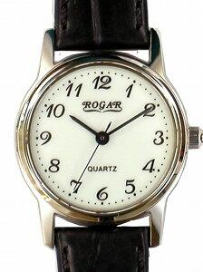 【ROGAR】ローガルレディース腕時計RO-055LB-S1日常生活用防水(日本製)/5点入り(き)【RCP】