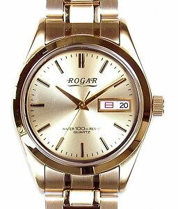 【ROGAR】ローガルメンズ腕時計RO-064MA-B10気圧防水(日本製)/10点入り(き)【RCP】