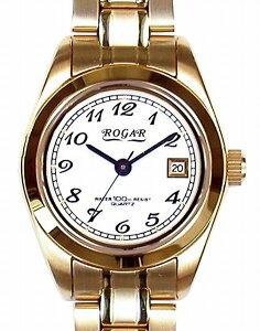 【ROGAR】ローガルレディース腕時計RO-064LA-S10気圧防水(日本製)/5点入り(き)【RCP】
