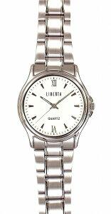 【LIBERTA】リベルタメンズ腕時計LI-036MW日常生活用防水(日本製)/5点入り(き)【RCP】