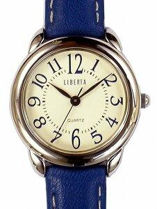 【LIBERTA】リベルタレディース腕時計LI-039LN-04日常生活用防水(日本製)/5点入り(き)【RCP】