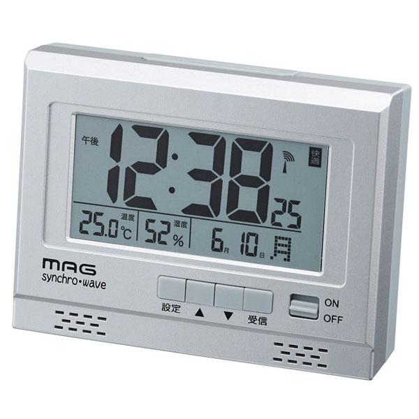 デジタル電波時計 T-668ラプター ピンク/48点入り(代引き不可)【S1】:リコメン堂生活館