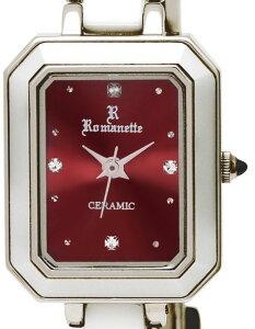 【ROMANETTE】ロマネッティレディース腕時計RE-3527L-4アナログ表示日常生活用防水/10点入り(き)【RCP】