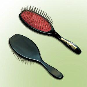 クッションヘアーブラシ(日本製) クッションヘアーブラシ/200点入り(代引き不可)