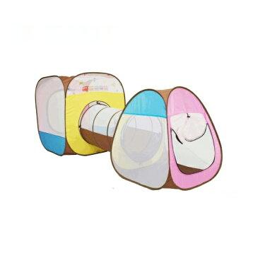 ボールハウストンネルセット ボール150個付 ボールプール 室内遊具 PUPPY No.618【送料無料】【smtb-f】