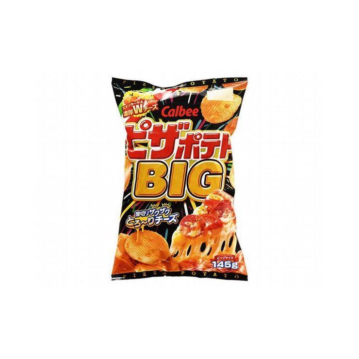 スナック菓子, ポテトチップス  BIG 145g x12 ()