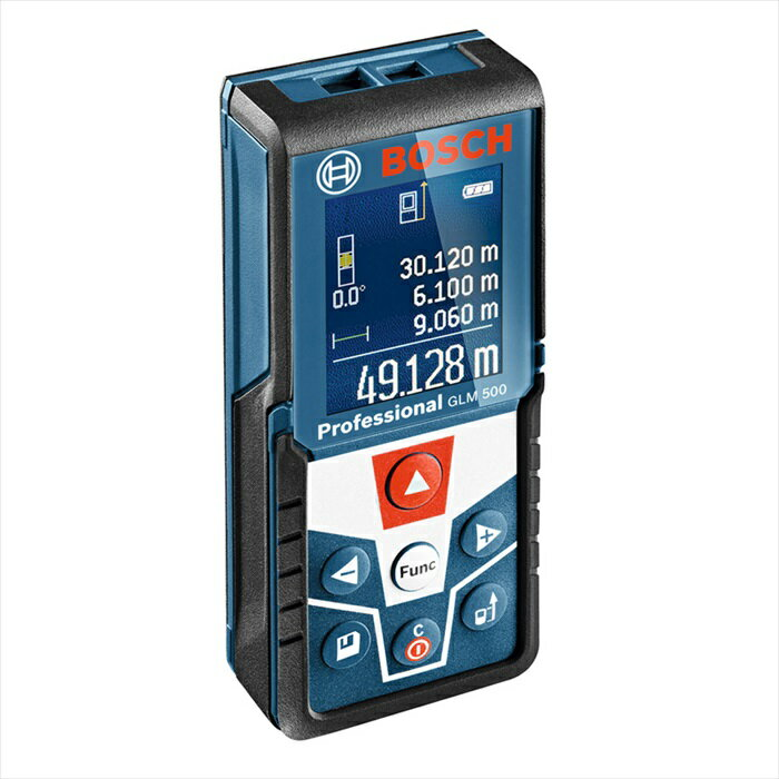 bosch ボッシュ レーザー距離計 GLM500 レーザー 距離計 距離 測定 計測 傾斜計 水準器【あす楽対応】