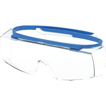UVEX 一眼型保護メガネ ウベックス スーパー オーバーグラス 9169469