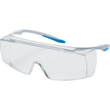 UVEX 一眼型保護メガネ スーパーf OTG CR オーバーグラス 9169500