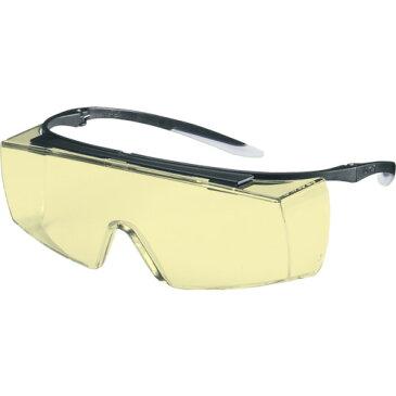 UVEX 一眼型保護メガネ ウベックス スーパー f OTG オーバーグラス 9169580