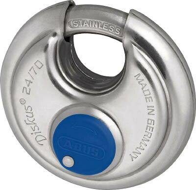 ABUS ディスカス 24IB−60 ステンレス吊【24IB-60】(建築金物・工場用間仕切り・鍵)