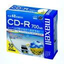 マクセル CD−RCDR700SWPS1P10S CDR700SWP