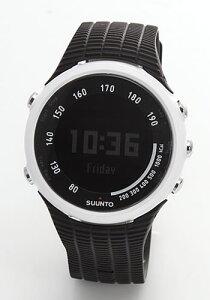スントSUUNTOメンズ腕時計TRAINING(トレーニング)t1cBlack(ティー・ワン・シー・ブラック)SS013569010