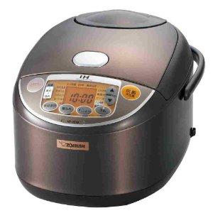 象印 極め炊き IH炊飯ジャー (1升炊き) NP-VC18-TA 炊飯器 1升炊き