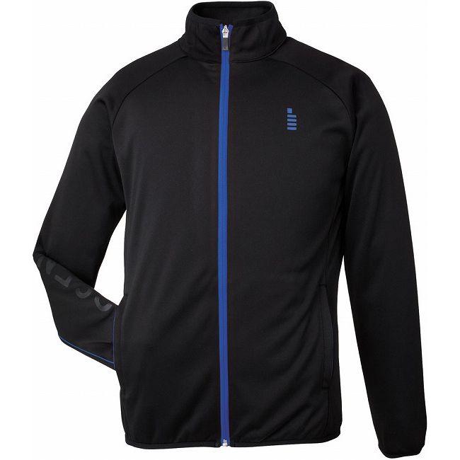 GOSEN(ゴーセン) ニットジャケット W1500 【カラー】ネオンブルー 【サイズ】LL