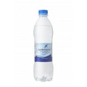 Sanbenedetto サンベネデット スパークリングウォーター ペットボトル 500ml×24(代引き不可)