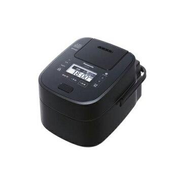 Panasonic 可変圧力スチームIH炊飯ジャー 「Wおどり炊き」(5.5合) ブラック SR-VSX108-K(代引不可)【送料無料】【smtb-f】
