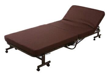 アイリスオーヤマ 折りたたみベッド ベッド OTB-TRN(代引き不可) アイリスオーヤマ