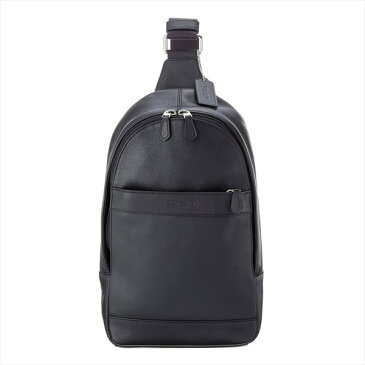 COACH OUTLET コーチ アウトレット F54770 BLK ブラック ボディバッグ【送料無料】