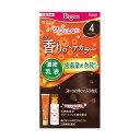 ホーユー ビゲン香りのヘアカラー乳液 4 ライトブラウン