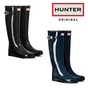 6b9402a7f7e4c3 HUNTER ハンター レインブーツ オリジナル リファインド グロス W ORG REFINED GLOSS WFT1071RGL レディース  ブーツ 長靴