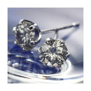 PT0.6ctダイヤモンドピアス