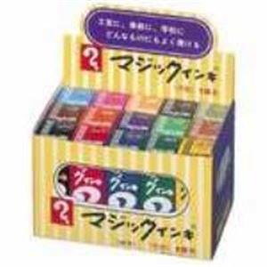 (業務用20セット)寺西化学工業マジックインキML-15大型15色組×20セット