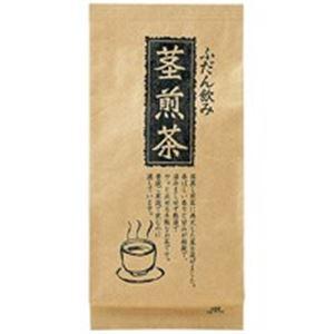 (業務用100セット) 原田園 ふだん飲み茎煎茶 200g/1袋 ×100セット【S1】:VANCL