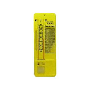 園芸機器・農業機器その他のその他(農業機器)NP-5。乾湿計は、2本の温度計を組み合わせたもので、乾球と湿球の温度差から百分率によって湿度を求めるものです。(代引き不可)【S1】
