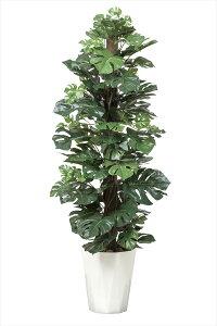 アートフラワー人工観葉植物光触媒光の楽園スプリット1.35(き)
