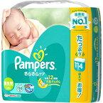 パンパース さらさらケア テープ 新生児 114枚 P&G(プロクター・アンド・ギャンブル)