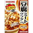 カゴメ 豆腐ミートグラタン 100g(代引不可)