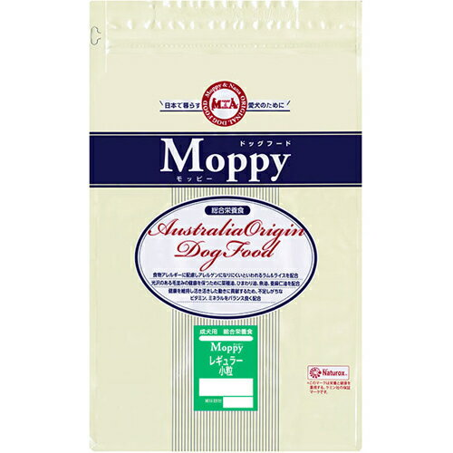 Moppy(モッピー) レギュラー 小粒 7.5kg(2.5kg×3袋) モッピーアンドナナ【S1】