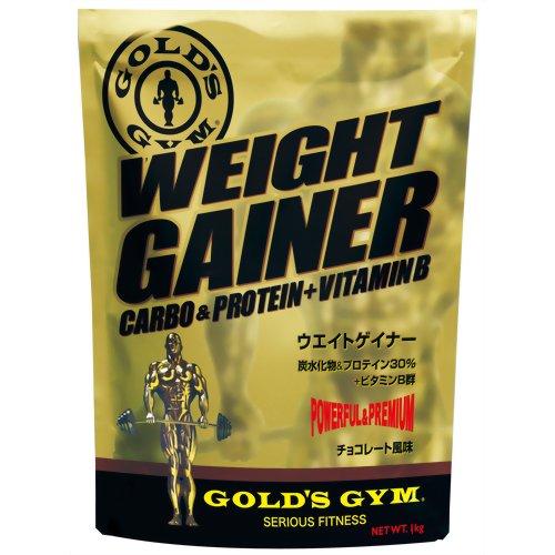 ゴールドジム ウエイトゲイナー チョコレート風味 1kg