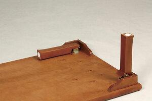 座卓(折脚)TWZ-C1545(BR)ブラウン(き)