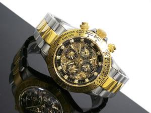 ジョンハリソンJHARRISON腕時計時計JH003-GBK石付き【_包装】