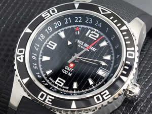 スイスミリタリー SWISS MILITARY 腕時計 メンズ 16061837【S1】:VANCL
