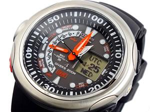 シチズン プロマスター ダイバーズ エコドライブ 腕時計 JV0000-01E【楽ギフ_包装】【S1】:VANCL