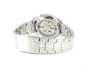 セイコー5SEIKOファイブ腕時計自動巻き日本製SNKK65J【_包装】